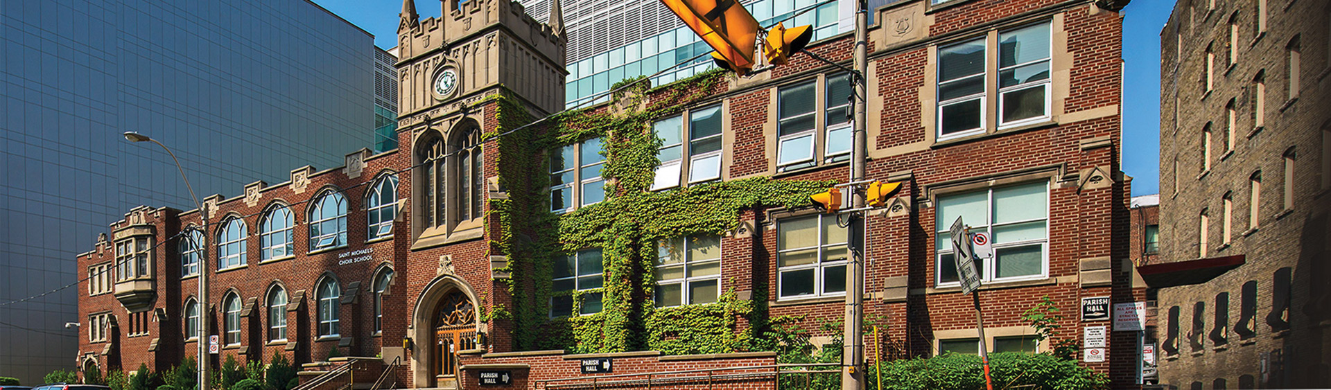 SMSC School Building