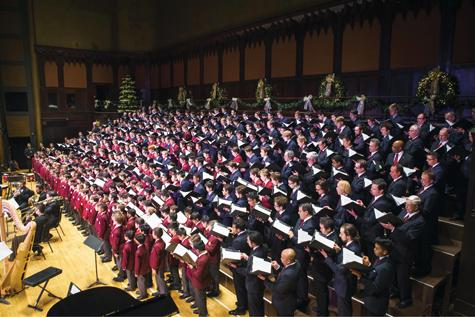 Choir At Massey Hall