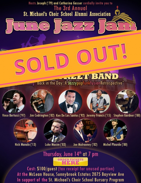 June Jazz Jam Sold Out V3