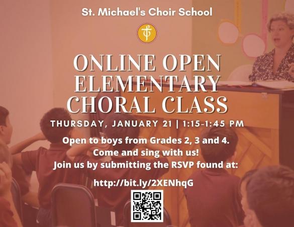 Open Class Poster